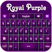 Royal Purple Keyboard
