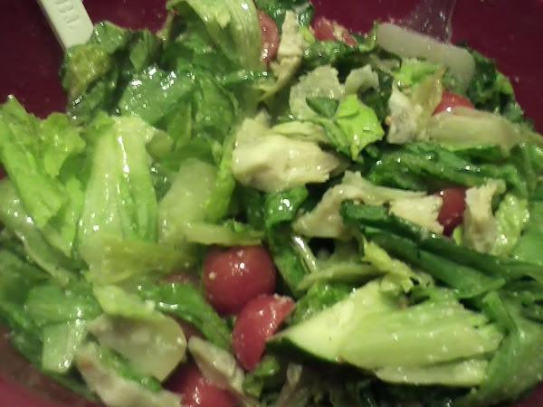 Italian Salad! Recipe