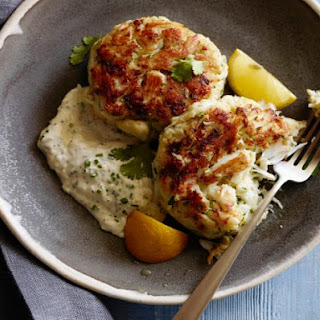 The Ultimate Crab Cakes.