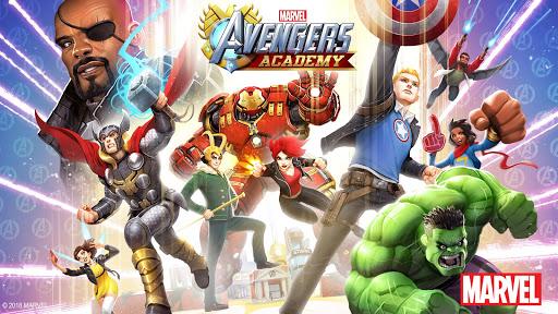 MARVEL Avengers Academy  captures d'écran 1