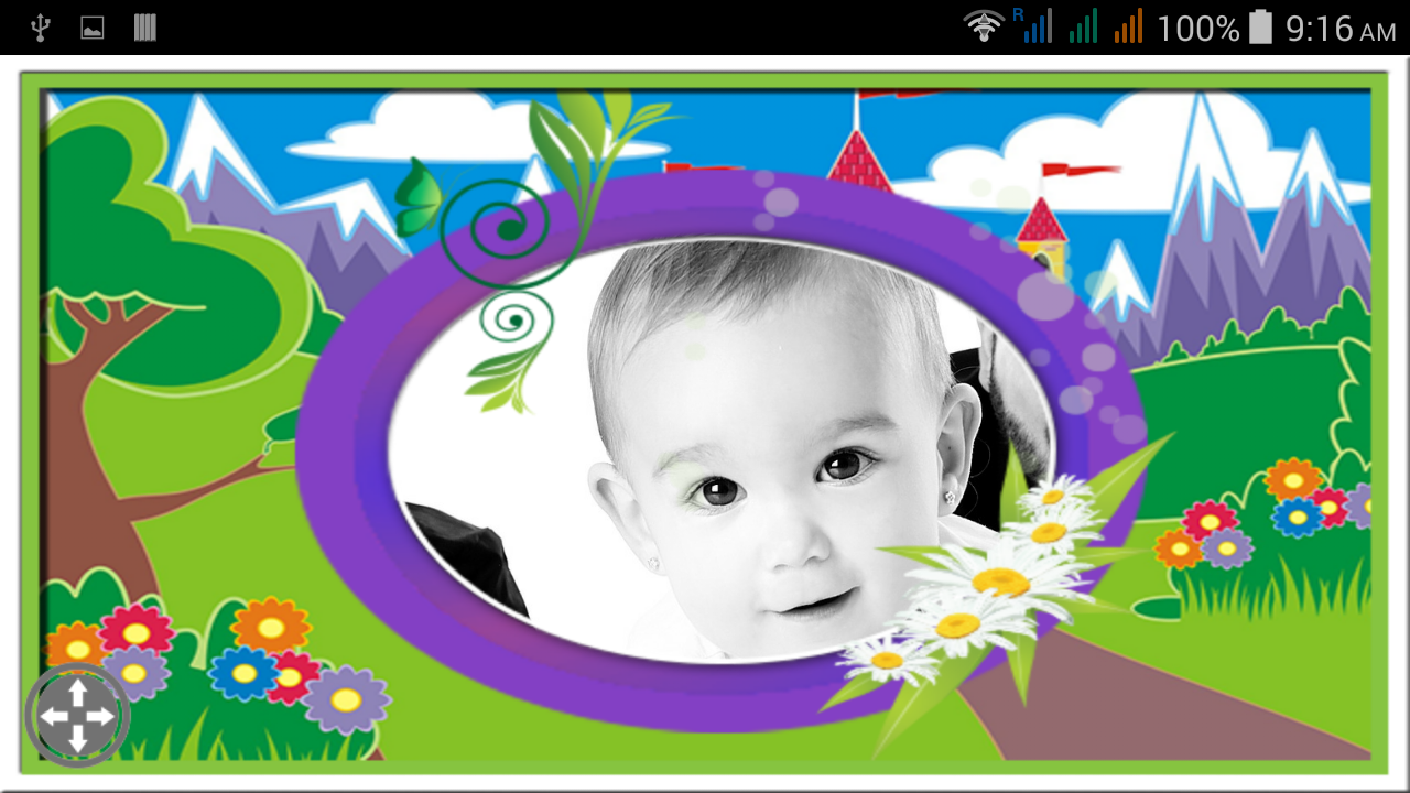Baby photo editor frames android apps on google play baby photo editor frames screenshot jeuxipadfo Images