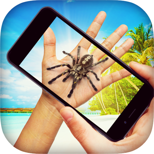 Spider Prank Icon