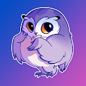 Cute Owl Stickers for Whatsapp - WAStickerApps icon