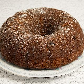 Finnish Spice Cake