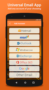 Mail for Hotmail 1
