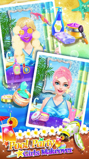 Pool Party - Makeup & Beauty screenshots 6