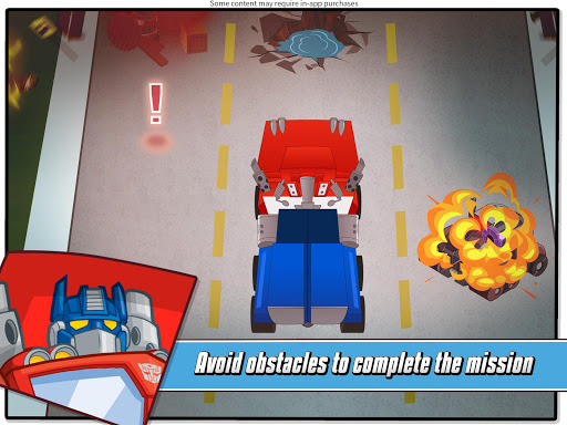 Transformers Rescue Bots: Hero Adventures 2.2 screenshots 15