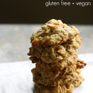 Chewy Toasted Coconut Oatmeal Cookies.