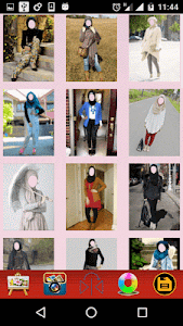 Hijab Fashion Collection screenshot 1
