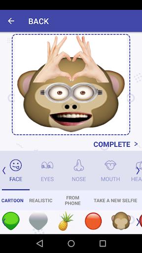 Download Selfie Emoji Premium MOD APK 2