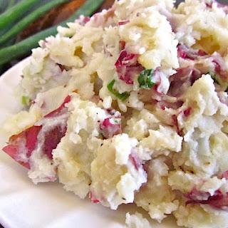 Bacon Mashed Potatoes