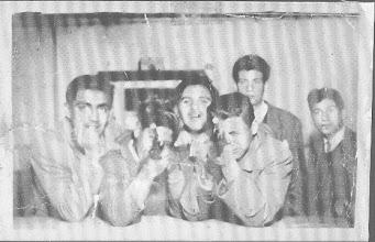 Photo: Los mismos amigos del Pedro Montt.