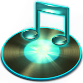 Blue Music Player