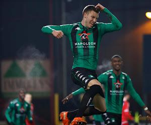 """Bilan positif pour Strahinja Pavlovic à Bruges : """"Je voulais juste jouer et acquérir de l'expérience"""""""