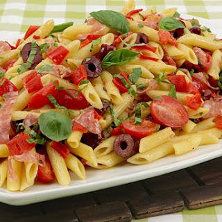 Party Parmesan Pasta Salad.