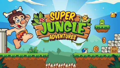 Super Jungle Adventures  screenshots 6