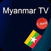 Myanmar TV C Band