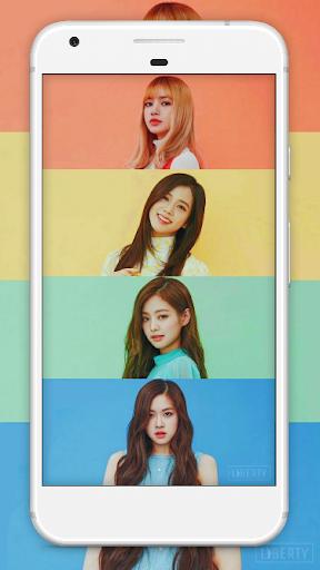 Black Pink KPOP Wallpapers HD 2.3 screenshots 1