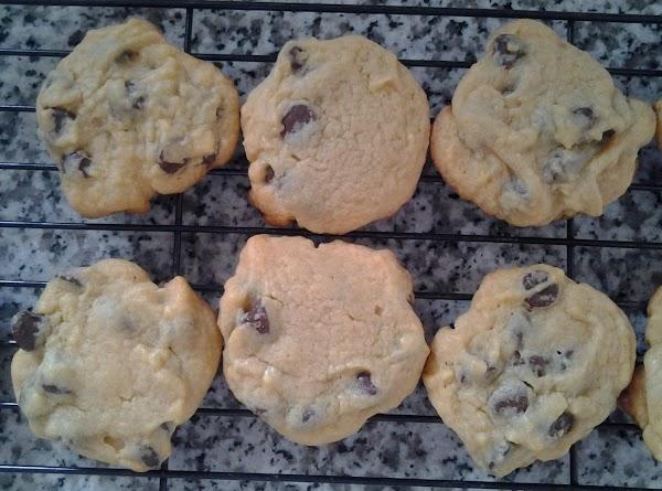 Banana Chocolate Chip Cookies Aka Pudding Cookies Recipe