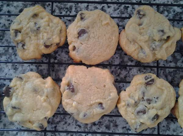 Banana Chocolate Chip Cookies Aka Pudding Cookies Recipe