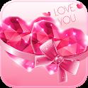 Pink Diamond Theme Sweet Pink icon