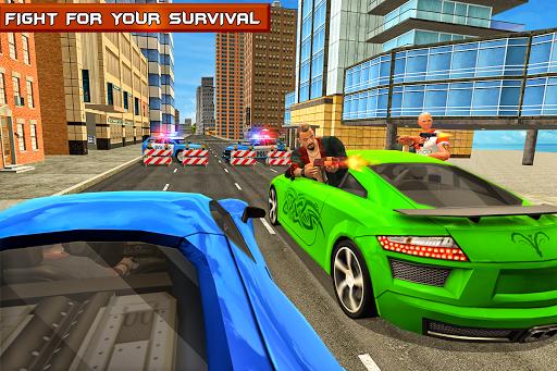 Crime Cars Street Driver: Gangster Games 2018 1.0 screenshots 5