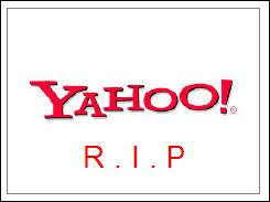 Rest in peace Yahoo