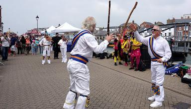 Photo: RICHARD & GRAHAM DANCE   ' ONE MAN'S MORRIS'