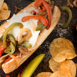 Sausage and Pepper Hoagie Melt Recipe