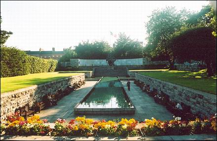 Photo Jardin du souvenir