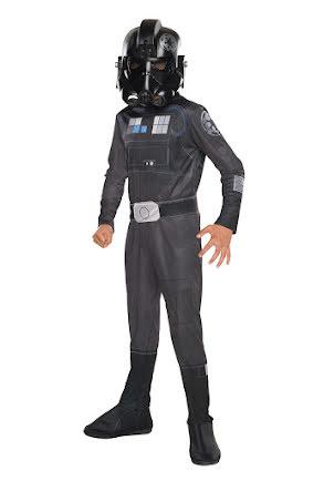 Star Wars fighterpilot, barn