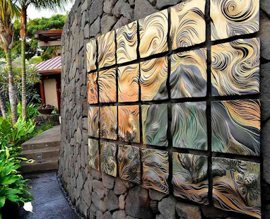 Wall Garden Sculptures - náhled