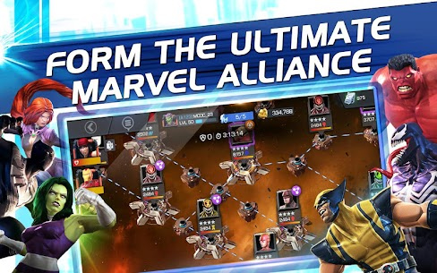 MARVEL Contest of Champions MOD Apk (God Mode) 8