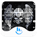 Skull Angel Keyboard Theme Icon