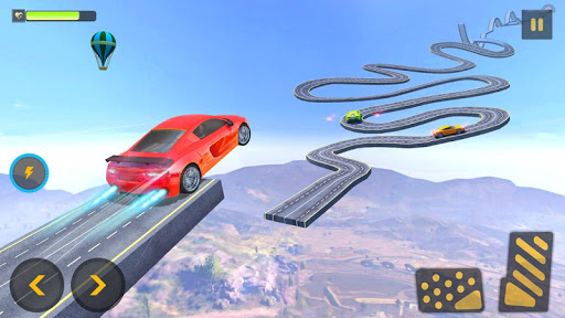 Ramp Car Stunts Racing: Impossible Tracks 3D android2mod screenshots 2