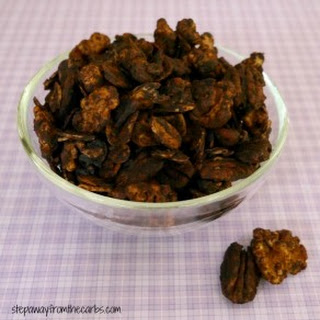 Low Carb Cocoa Almonds Recipes