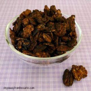 Pecans Low Carb Snacks Recipes