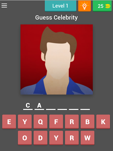 玩拼字App|Guess The Celeb - Quiz fun免費|APP試玩