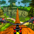BMX Fou Cavalier: Hors route Cycle Courses icon