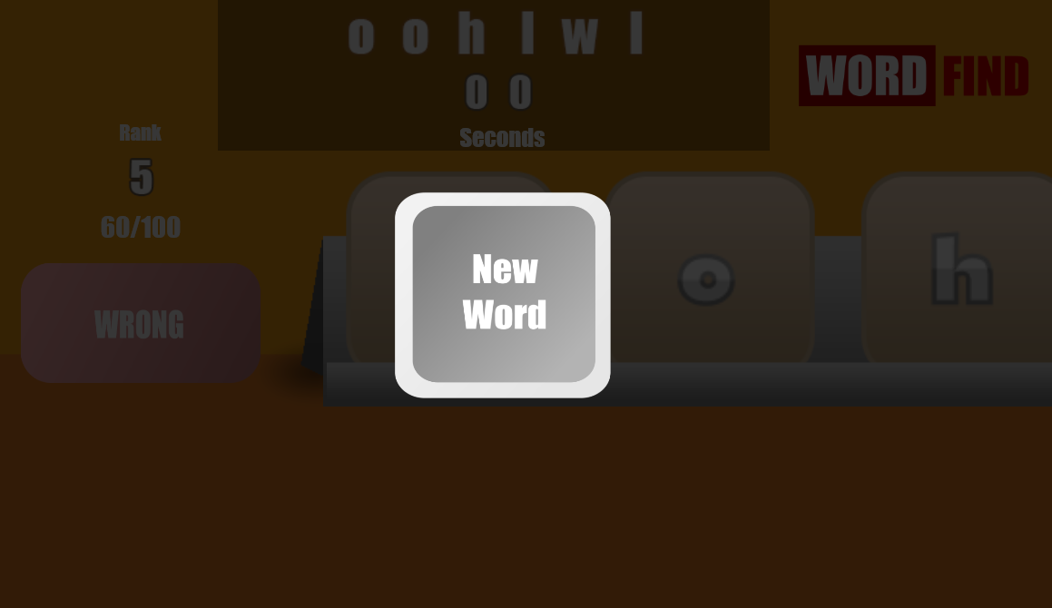 Word Find: Search Brain Puzzle- screenshot
