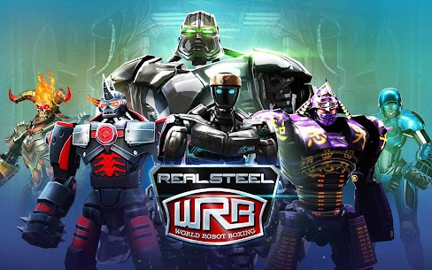 Real Steel World Robot Boxing Apk Mod (Dinheiro Infinito) 9