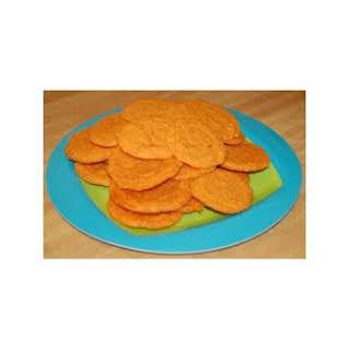Citrus Sugar Cookies.