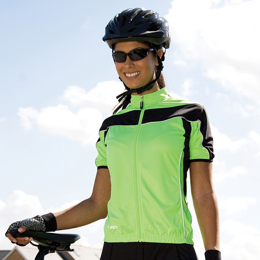 Personalised Cycle Jerseys Stock Colours
