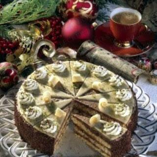 Festliche Mozart-Torte