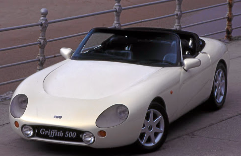 The original TVR Griffith 500