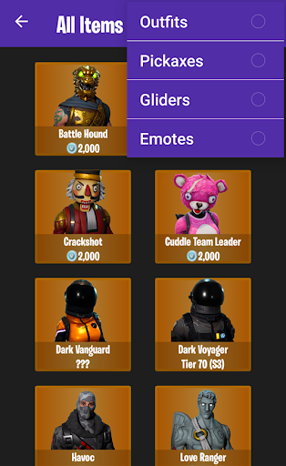 Shop Viewer for Fortnite for PC