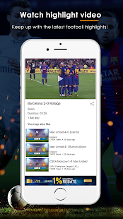 Maxgoal - Football Live Score & Highlights Video - náhled