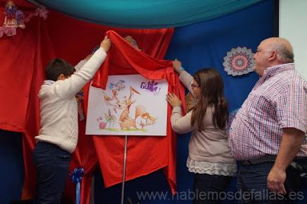 """Guau"", ""Mandala a fer la mà"" en San Vicente - Amparo Iturbi"
