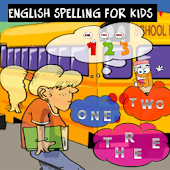 English spelling for kids
