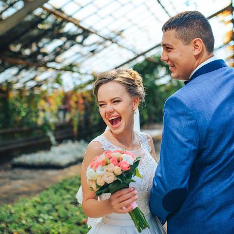 Wedding photographer Darya Agafonova (dariaagaf). Photo of 12.02.2018